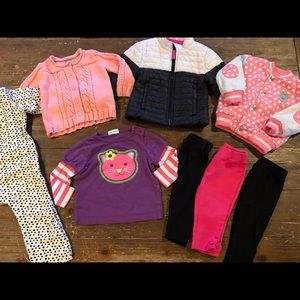 Other - Baby Girl Clothes!